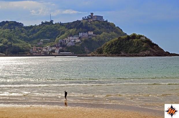 San Sebastián, Playa de la Concha