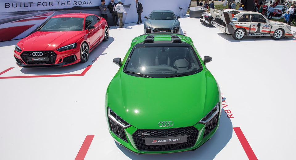 Audi Sport confirms Oliver Hoffmann as new development boss