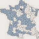 Divisions administratives, mises en place sous la Révolution française