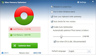Wise Memory Optimizer v3.52.103 Español Portable