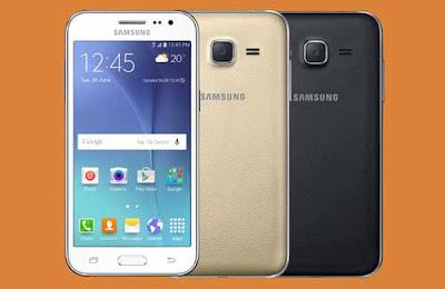 Samsung Galaxy J2 (Tahun 2015)