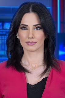 مايا ريدان (Maya Raydan)، مذيعة لبنانية