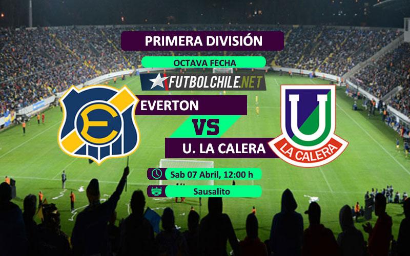 Everton vs Unión La Calera: Previa, horario, dónde ver en vivo por TV y online por la Primera División