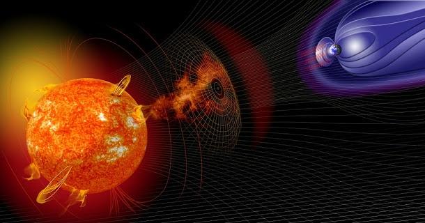 solar storm set to reach earth thursday - photo #42