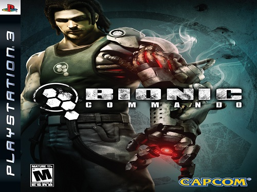 Bionic Commando Full Game Free Download