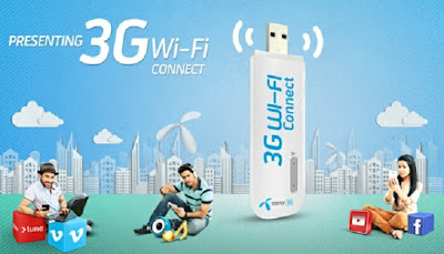 Telenor gives 60 GB free 3G Internet with Dongles ~ Telecom And Technology News Blog