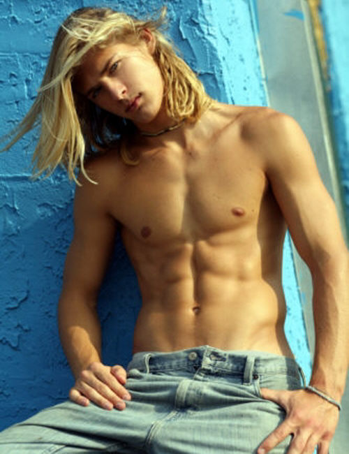 Sexy Llong Haired Naked Boys Images
