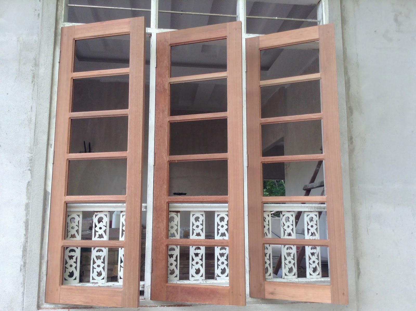 Tingkap Rumah Kayu Desainrumahid Com