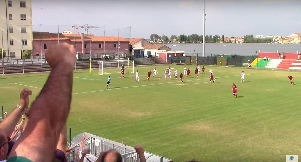 Calcio a chioggia la clodiense pareggia 2 2 nella finale for Cosa cercare nell ispezione finale della casa