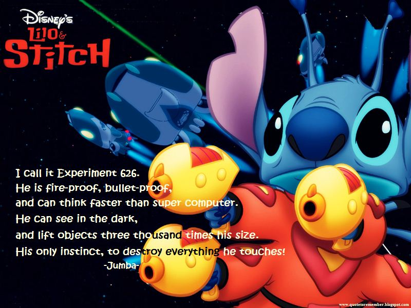 File Name   lilo and stitch 5 jpg Resolution   800 x 600 pixel Image    Lilo And Stitch Quotes