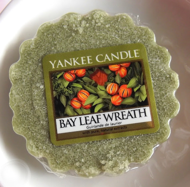 YANKEE CANDLE Tartelettes Bay leaf wreath