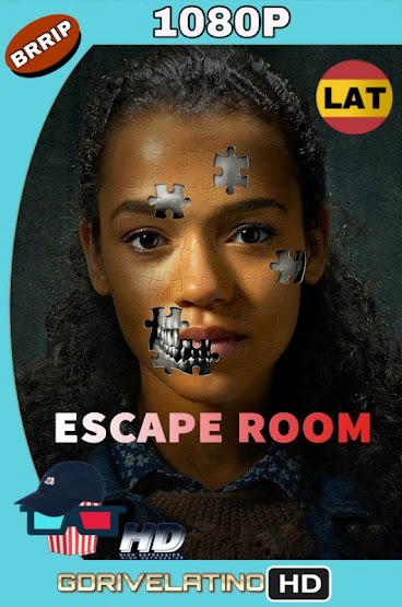 Escape Room: Sin Salida (2019) BRRip 1080p Latino-Ingles MKV