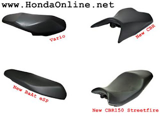 Harga Jok Motor Honda