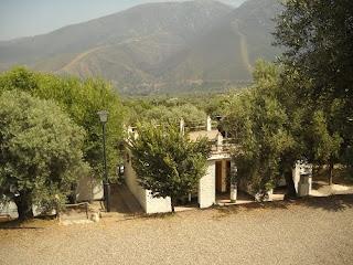 Campsite - Camping Puerta de la Alujarra, Granada