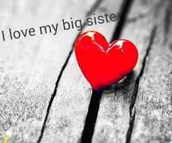 Love My Big Sister Quotes Extraordinary Beautiful Quotes And Sayings For Big Sister With Cute Love
