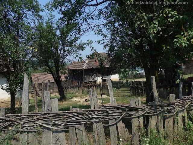Tak jest w serbskich, górskich wioskach