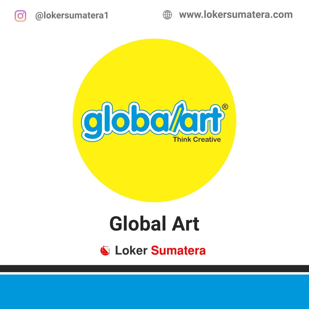 Lowongan Kerja Medan: Globalart Januari 2021