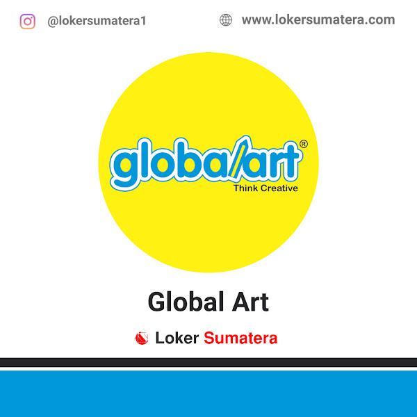 Lowongan Kerja Padang, Global Art Center Padang Juni 2021