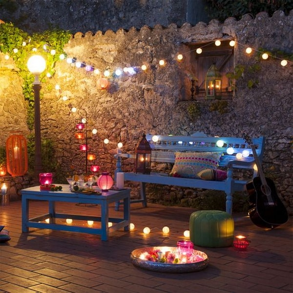 8 Simple And Elegant Ideas For Patios - Everybody Would Love It! 4