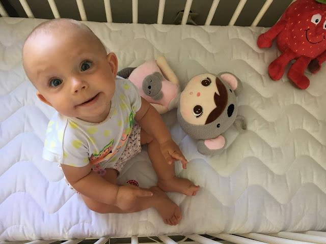 materac piankowy babys zone i truskawka świeżaki
