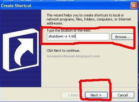 Cara Membuat Timer Shutdown Otomatis Pada Windows PC
