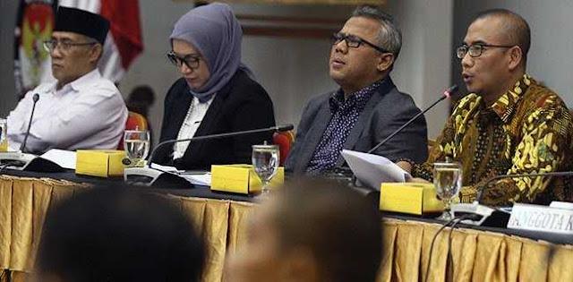 Kinerja KPU Terburuk Sepanjang Pemilu Di Indonsia