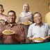 Ribuan Pengunjung Festival Jajanan Bango Makassar