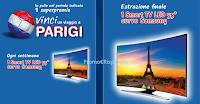 Logo Gioca con BonRoll e vinci subito un viaggio a Parigi e TV Led 55'' Curvo