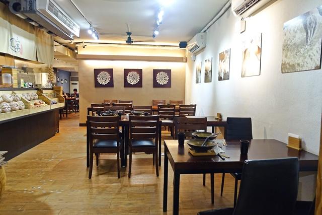 三本拉麵-建國南京總店 SanbenRamen~台北日式素食拉麵、近松江南京捷運站