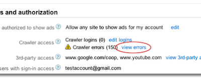AdSense crawler errors: Check your robots.txt file for improved ad targeting and relevancy