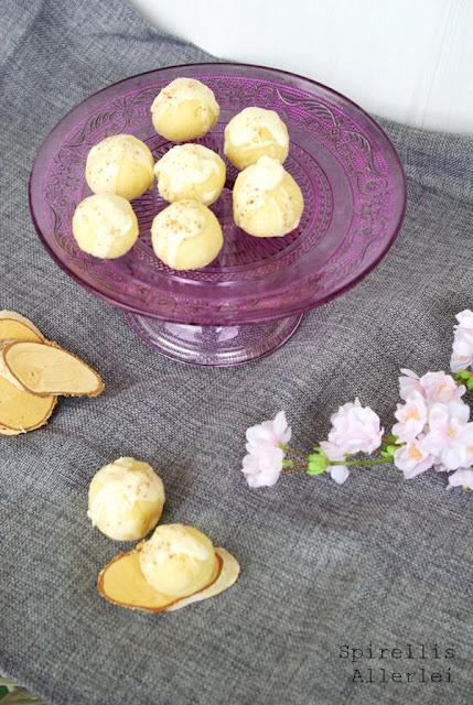 Spirellis Allerlei - Zitronen Cakepops