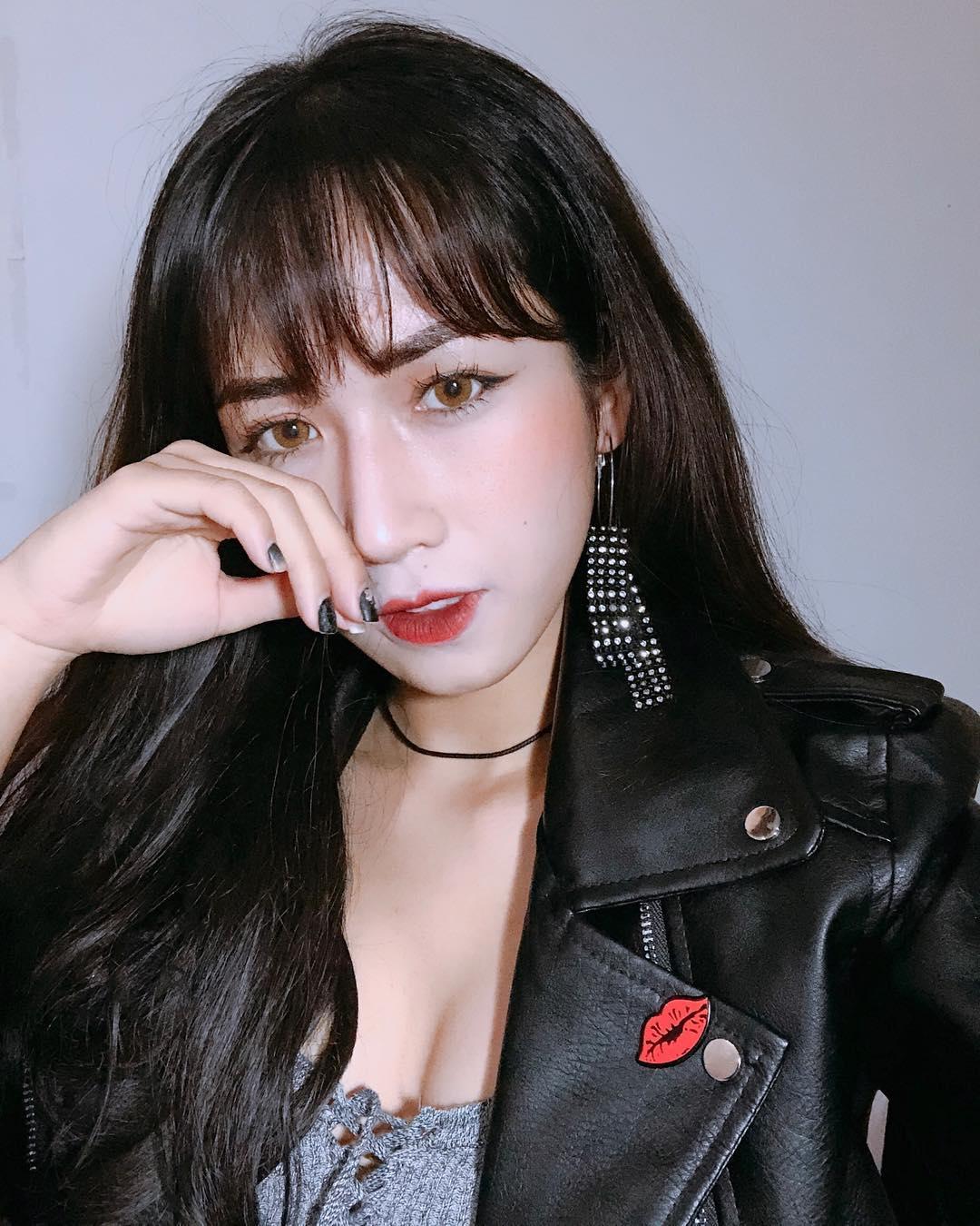 Ngắm ảnh Hot girl  Facebook Nga Đoàn @BaoBua: Eva