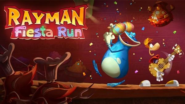 Rayman Fiesta Run Juego Android Apk