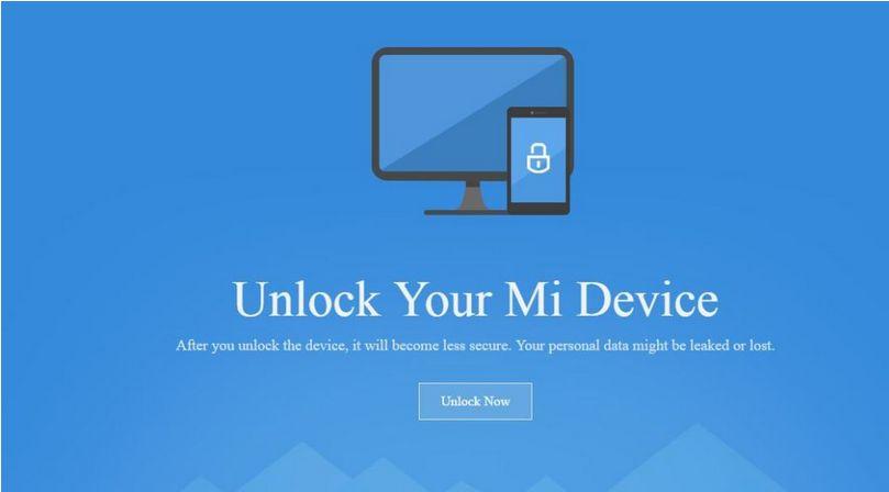 How To Unlock Bootloader Of Xiaomi Redmi 4 4a 4x