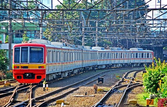 Kereta KRL Commuter Line Jabodetabek