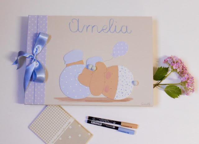 álbum-fotos-bebé-personalizado