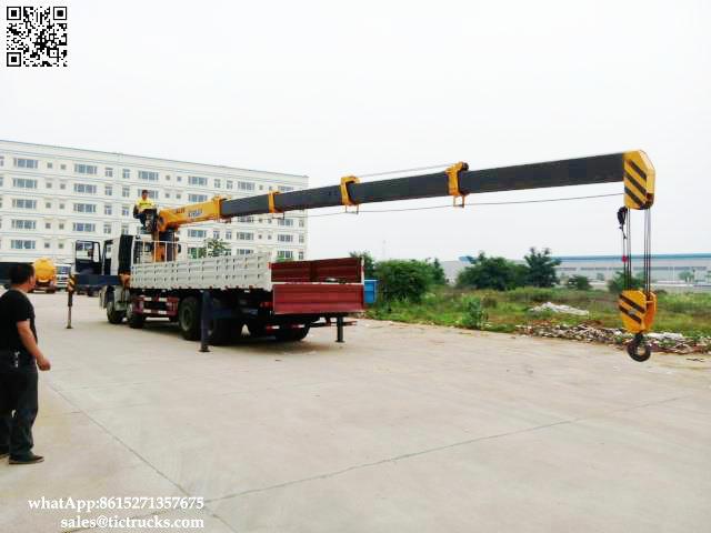 Palfinger Telescopic Cranes : Trucks in china