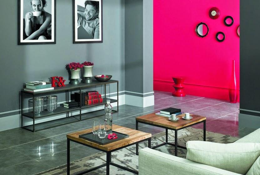 10 ideas de decoración para salas en gris