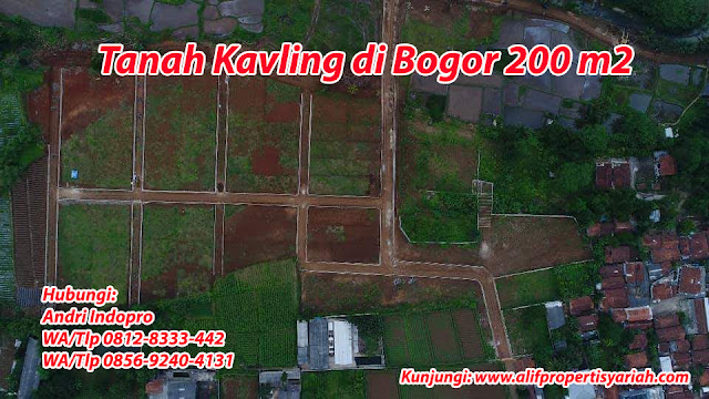 Tanah-Dijual-Murah-di-Bogor-Tanah-Kavling-Tasnim-Garden-Ciampea-Bogor-olx