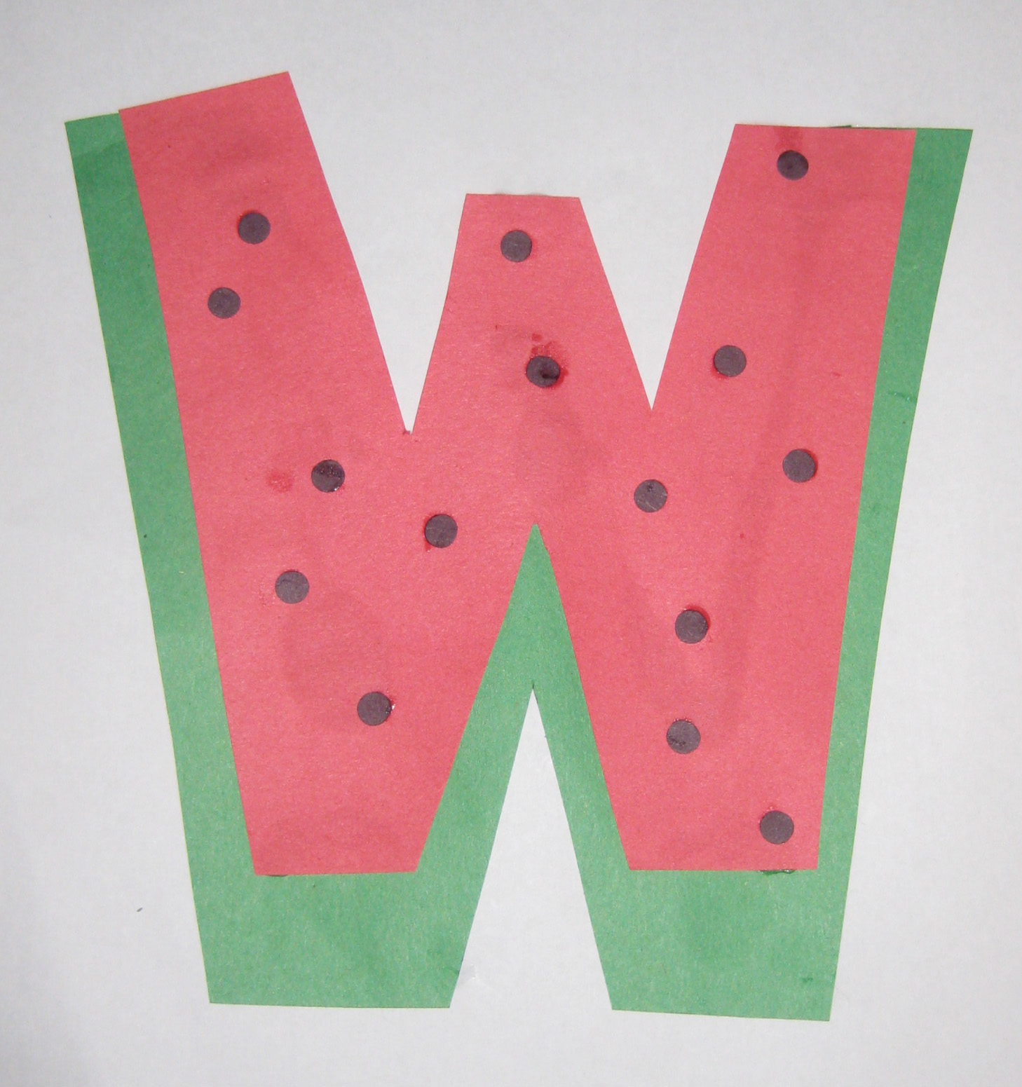 Letter W Art Activities For Preschoolers | Poemdoc.or