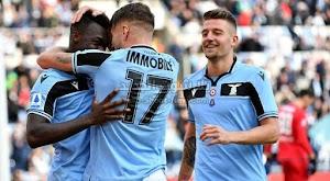 لاتسيو يتصدر الدوري الايطالي بعد تحقيق الفوز على نادي بولونيا بثنائية