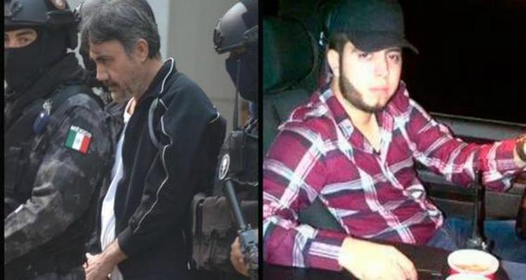 Familiares de líderes del narco que han sido capturados