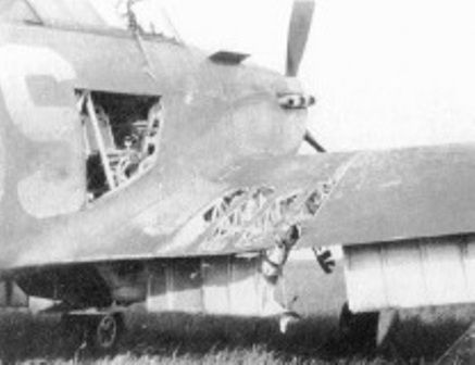 Hawker Hurricane planes barely survived battle damage worldwartwo.filminspector.com