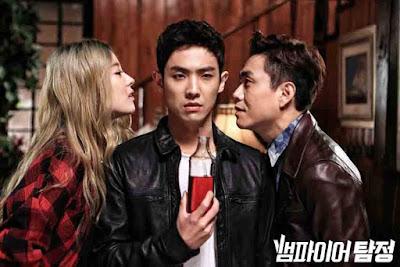 Sinopsis Drama Korea Vampire Detective