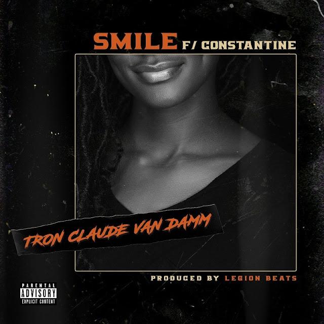 Tron Claude van Damm unveils new single 'Smile' ft. Constantine