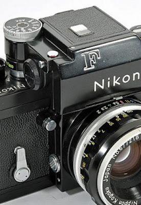 Nikon F, F2, and F3 SLR Cameras