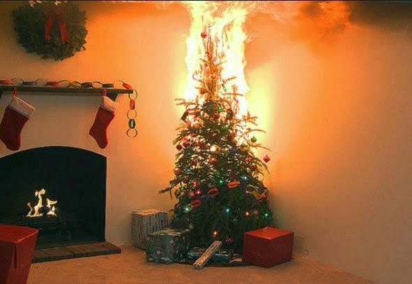 Η Πυροσβεστική Υπηρεσία για την αποφυγή πυρκαγιάς κατά την περίοδο των εορτών