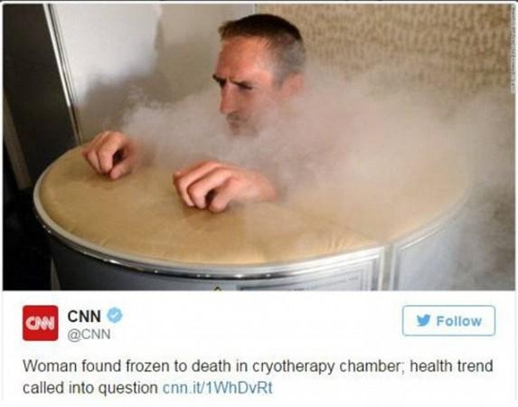 Ribery demanda a la CNN