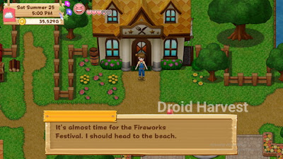 Harvest Moon: Light of Hope Gameplay Review