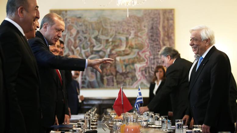 Γερμανικός Τύπος: H επίσκεψη Ερντογάν άφησε αποτύπωμα φόβου στην Ελλάδα!